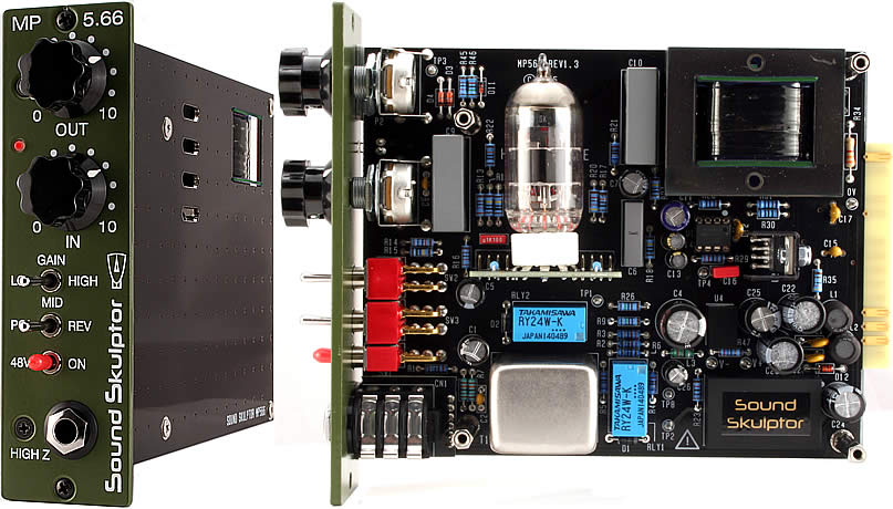 Sound skulptor microphone preamplifiers class a mic pre why diy solutioingenieria Choice Image